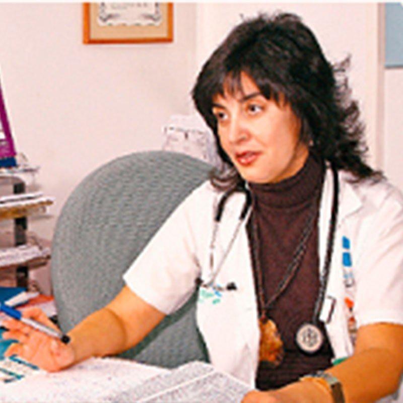 Доктор Ольга Улицки