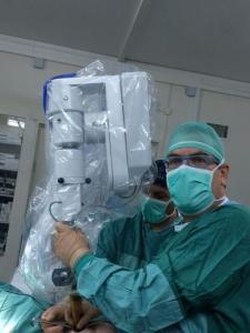 Интраоперационная радиотерапия с использованием системы INTRABEAM