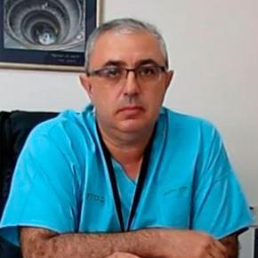 Доктор Николай Менашеров, зам. заведующего отделением общей хирургии Медцентра им. Рабина, Израиль