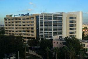 здание центра реабилитации Левинштейн, Израиль
