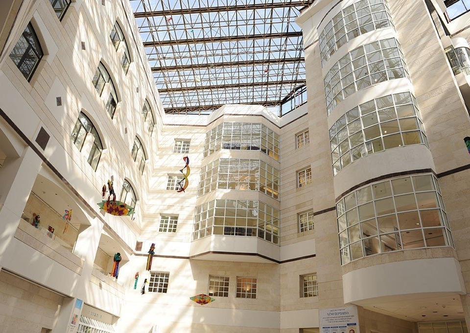 клиника в Израиле - детская больница Шнайдер
