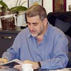 профессор Моше Лапидот, дерматолог, Медцентр им. Рабина, Израиль