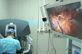 Пересадка почки с помощью робота